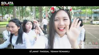 Lagu perpisahan sekolah paling sedih/ angel 9 band ~ Masa SMA || by solatA