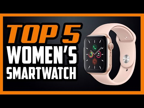 Smartwatch: 5 Best Smartwatch For Women in 2020