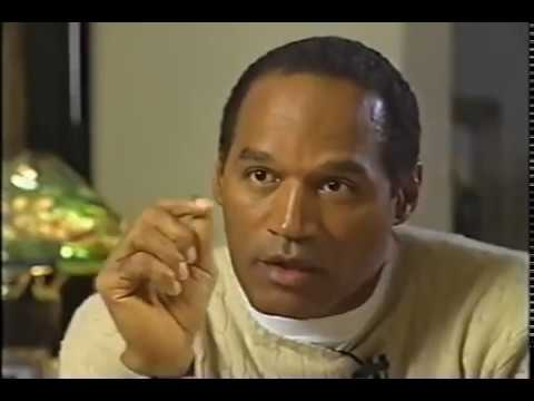 O J  Simpson THE INTERVIEW FULL 1996
