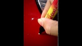hangtiendung.com review thực tế tác dụng của bút xóa vết xước xe ô tô fix it pro