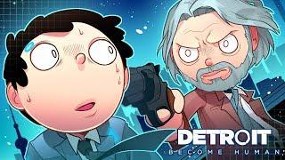 Nogla Plays - Detroit Become Human! (Part 2 Live)