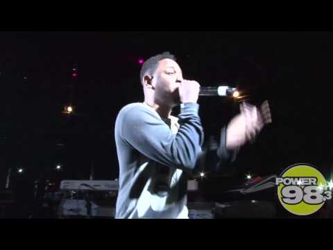 "POWERHOUSE 2012 Kendrick Lamar performs ""Westside Right on Time"""
