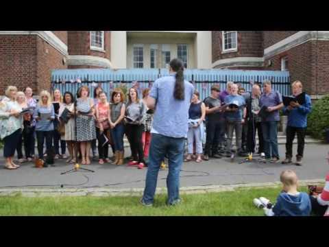 The Brook Choir     Space Oddity     Wallington Music Festival 2016
