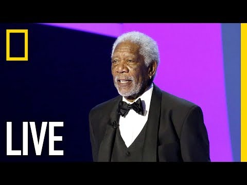 Morgan Freeman Hosts the Breakthrough Prize | Nat Geo Live