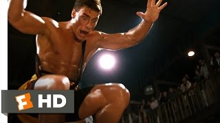 Bloodsport (8/9) Movie CLIP - Final Match (1988) HD