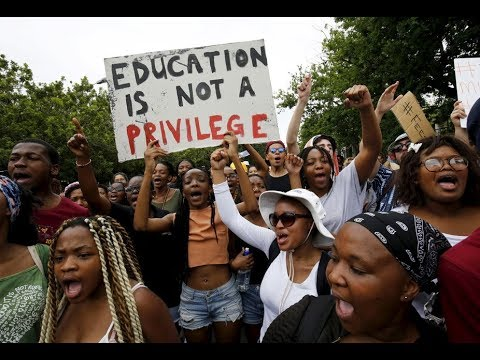 Problems of university education in America