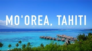 THE CLEAREST WATER ON EARTH - TAHITI 001