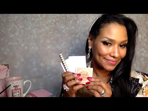 Girl Talk , Chit Chat And , Making Thank You Cards