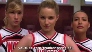 FAQ: The font used in the beginning is the official Glee font. It i...