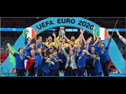 Euro 2020: ITALIA CAMPIONE D'EUROPA!! - La festa nelle città