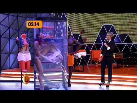 Juju Salimeni vs Thais Bianca #Legendários:22/03/2014