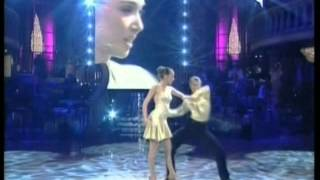 Ballando con le stelle Rumba MARTINA PINTO + UMBERTO GAUDINO 2
