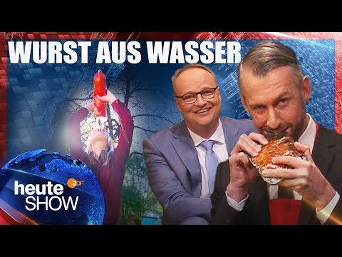 Die Wahrheit hinter unserem Billigfleisch (mit Sebastian Pufpaff) | heute-show vom 20.04.2018