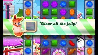 Candy Crush Saga Level 372 walkthrough (no boosters)