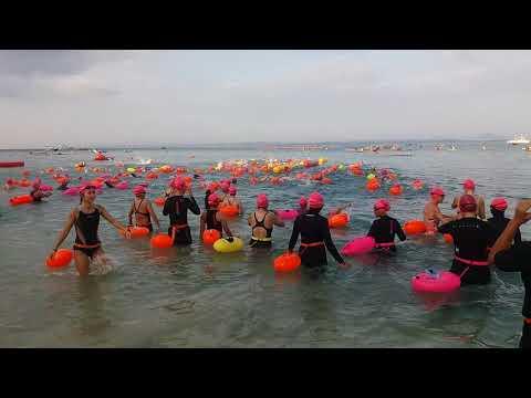 Kapas Marang International Swimathon 2018 - Women flagoff