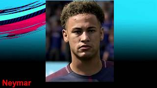 FIFA 19 PSG PLAYER FACES! | FIFA 19 BETA GAMEPLAY