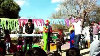 """El Carli cantando """"Lluvia"""" @ Villa Serrana (Arguello) para el Dia del Niño 2012"""