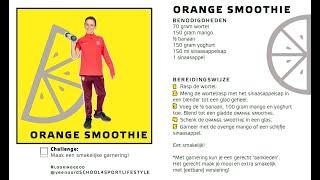 Helloveenoord  Orange Smoothie #LookingGood