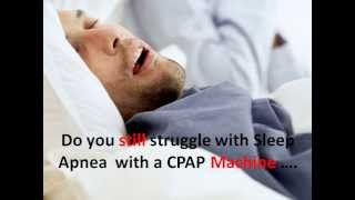 Sleep apnea treatment without CPAP Natural treatment