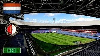 De Kuip Stadium - Feyenoord Rotterdam