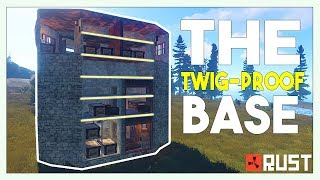 Best cheap solo or small group design layout rust base the strongest soloduo base today roof stacked malvernweather Choice Image