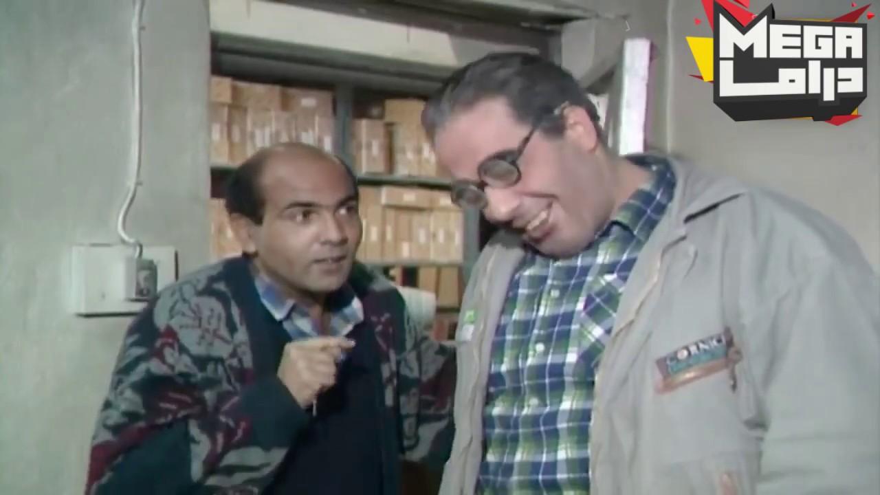 التنكر الي تسبب بكشف المدير العام ودخوله السجن - مسلسل يوميات مدير عام