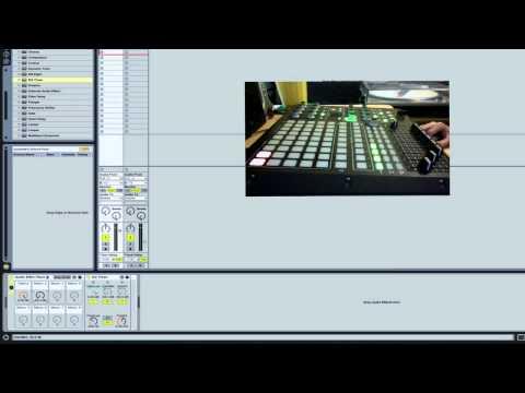 DJ Setup in About 10 minutes for Akai APC40 & Ableton Live | Ableton Tutorial | DJ in Ableton