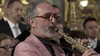 Son of God Mass – James Withbourn – Saxophone Andrés Gomis