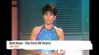 Lucie Arnaz honors Bob Hope (1993) w Lucille Ball clips