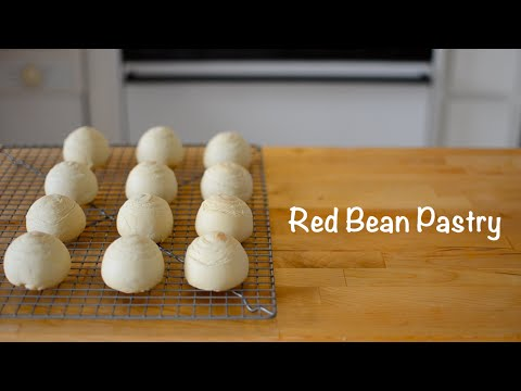 Taiwanese Red Bean Pastry - A Popular Taiwanese Dessert