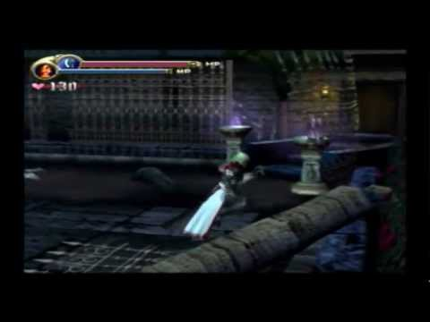 Castlevania Lament of Innocence pt 11 Garden Forgotten by Time