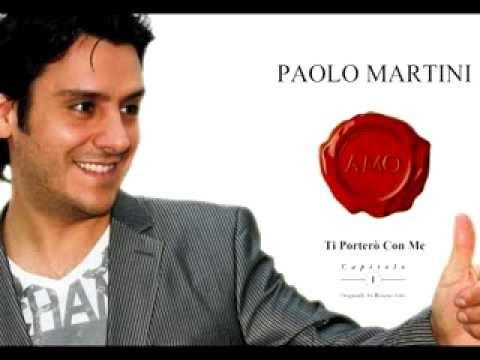 TI PORTERÒ CON ME - RENATO ZERO by PAOLO MARTINI