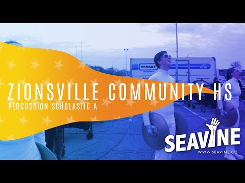 Zionsville Community High School Cymbal Line 2019 Prelims- In the Lot with Seavine