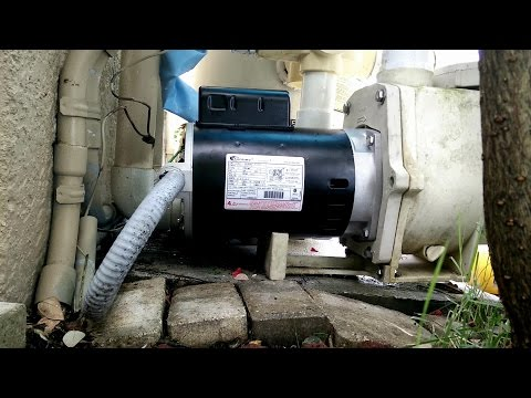 Thumbnail: How to Install Remove Replace a Pool Pump Motor