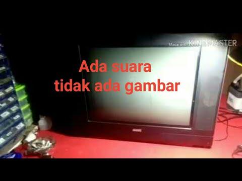 Perbaikan Tv Akari Ada Suara Tidak Ada Gambar Youtube
