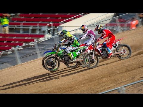 2016 Monster Energy Cup Press Day ft. Ken Roczen, Eli Tomac, Chad Reed