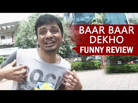 Baar Baar Dekho FUNNIEST Public Review | F**K All Movie