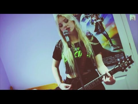 STYLE - Taylor Swift Rock Cover by Chloe Adams