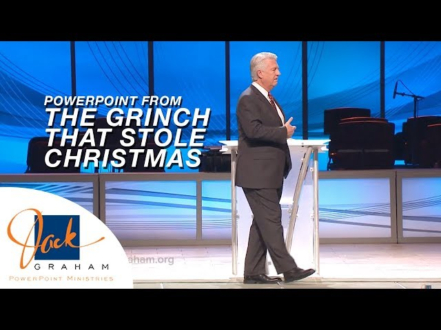 PowerPoint from: The Grinch that Stole Christmas | PowerPoint with Dr. Jack Graham