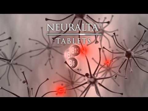 Neuralta B1 B6 B12 Tablets by ALTA CARE Laboratoires, Paris