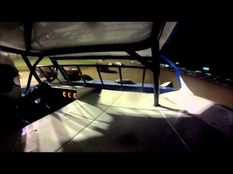 Paragon Speedway Super Stock 27-Car Caution Fest 8-29-15