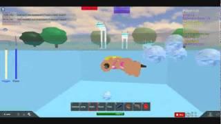 Roblox- 970614 and Fireking98- Robloxian pool