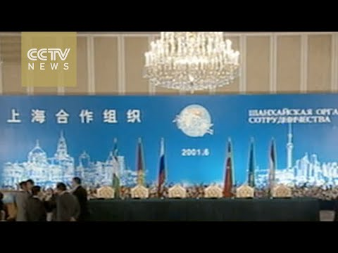 Shanghai Cooperation Organization marks 15th anniversary
