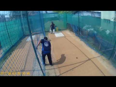 Batting Trials - Sumith Puri - MCC