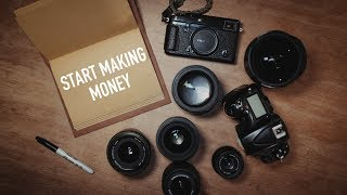 7 Ways To Make MONEY With Your Camera... At The Same Time!