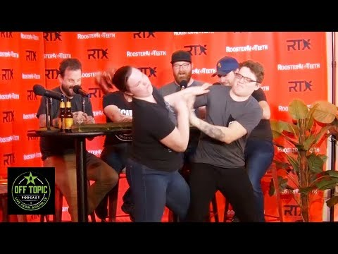 Where Did The Bad Man Bite You? - Off Topic #117