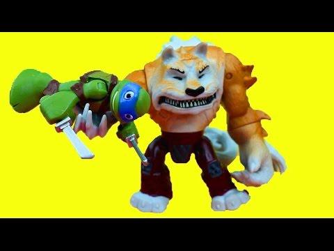 Teenage Mutant Ninja Turtles Leo Leaves To Join Shredders Martial Arts School TMNT Splinter