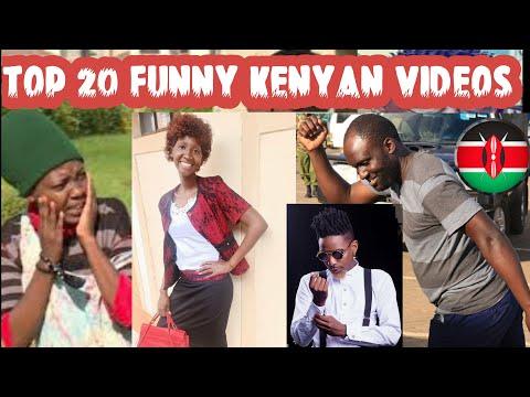 Latest Kenyan Funny Meme Vines Videos Compilation | Top 20 |ft Mammito, Eric Omondi,  Shiti, Ng'anga