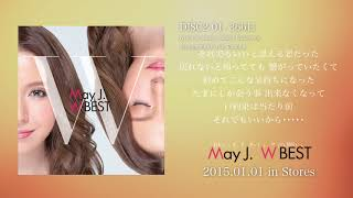 May J. / W BEST -Original & Covers- 2015.1.1 in stores オリジナルと...