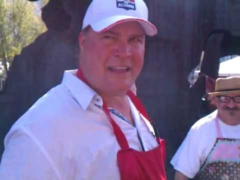 Former Chiefs player Bill Maas talks about American Royal Barbecue